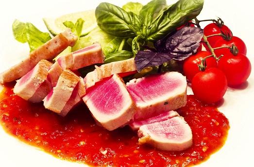 Макароны с курицей в томатном соусе рецепт