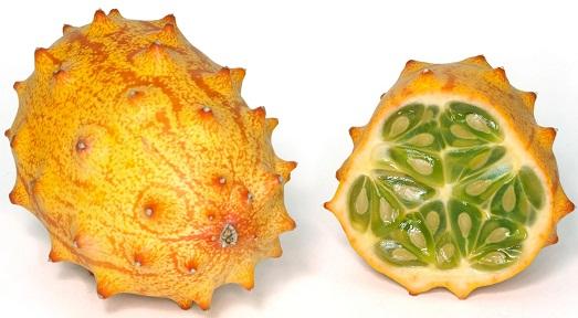 Кивано – экзотический и необычный фрукт