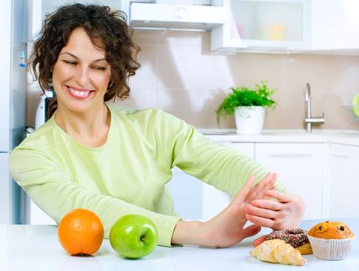 Будьте разборчивыми в еде