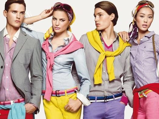 Стильные тенденции моды 60-х годов (17 фото)
