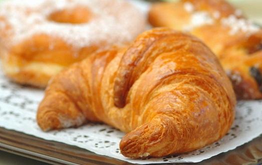 как приготовить пышные нежные парижские круассаны