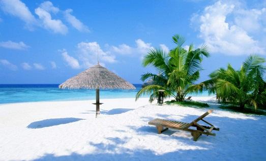 Cool beaches