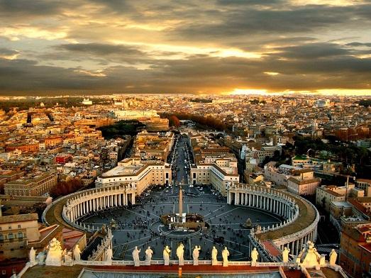 Все тайны великого Рима (10 фото)