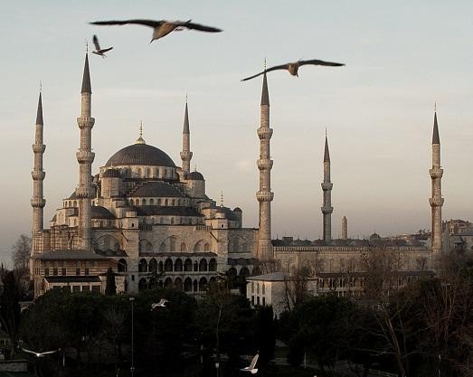 Мечеть Султанхамет