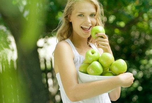 На фруктах