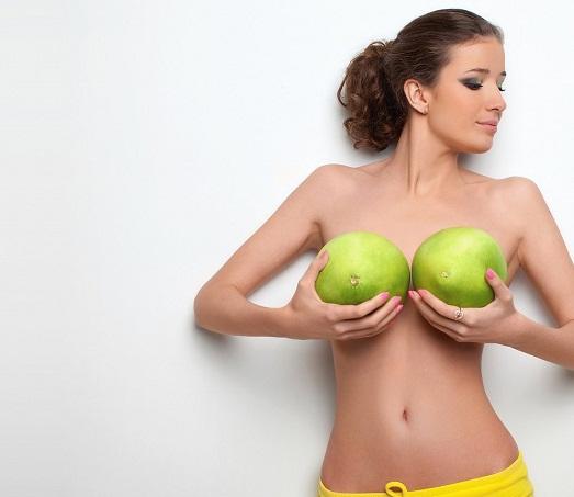 Как уменьшить большую грудь?