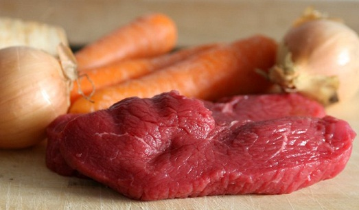Healthy meat