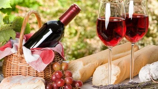 Там любят вино