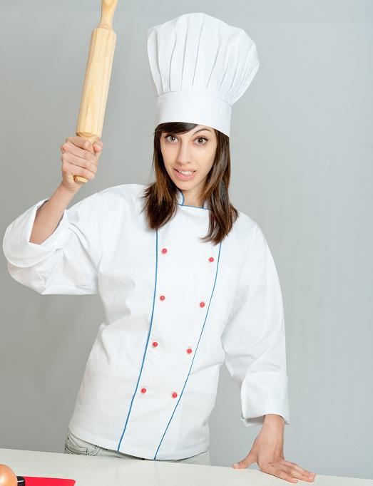Уместна на кухне