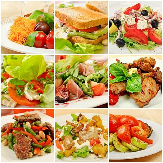 совместимость продуктов для правильного питания для похудения