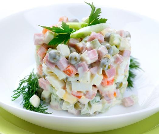 салат оливье очень вкусный рецепт отзывы