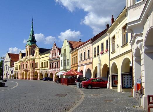 Город Мелник