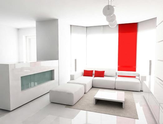 Белый и красный