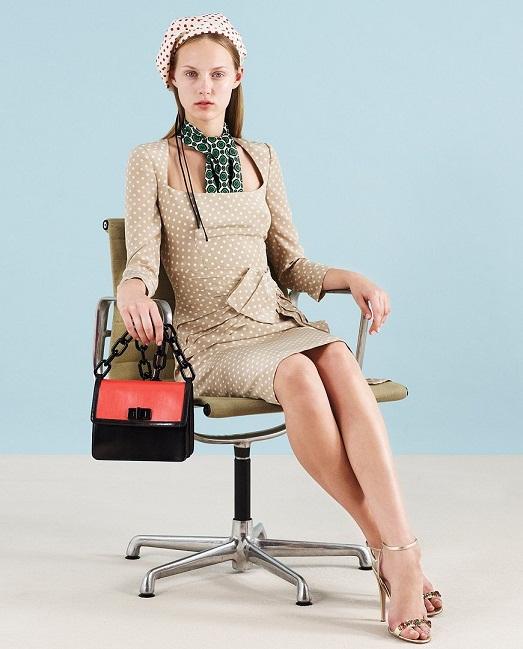 Модные тенденции офисной моды (23 фото)