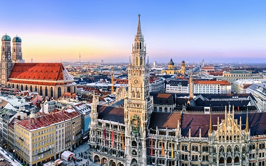 Мюнхен – город, который вам понравится