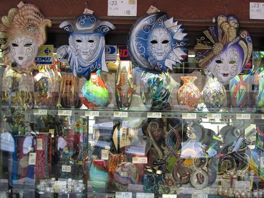 Музей стекла в Венеции