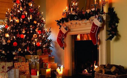 Как празднуют Новый год и Рождество в США?
