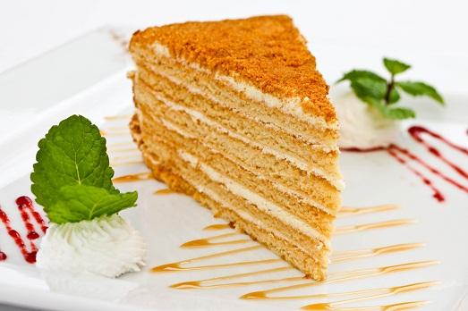Популярный десерт