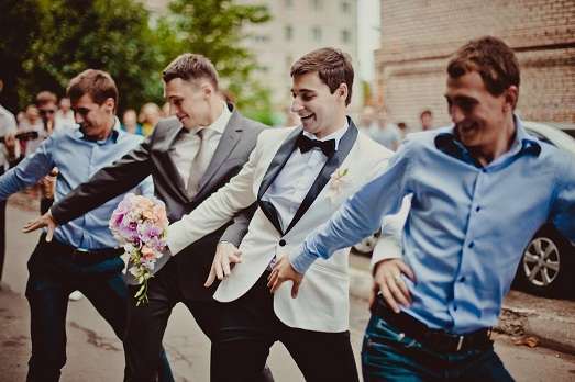 Выкуп невесты: нужен или нет?