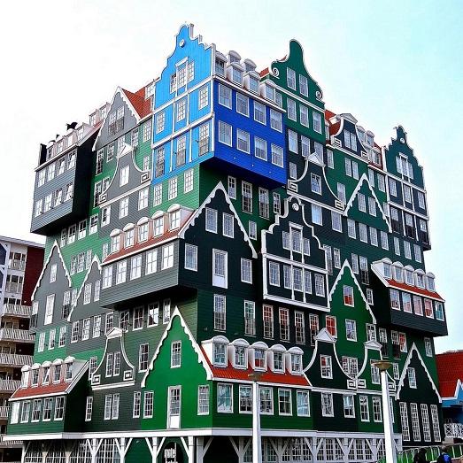 Уникальная архитектура