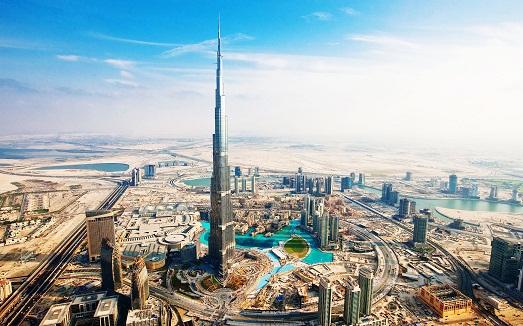 Дубай – город роскоши и красоты