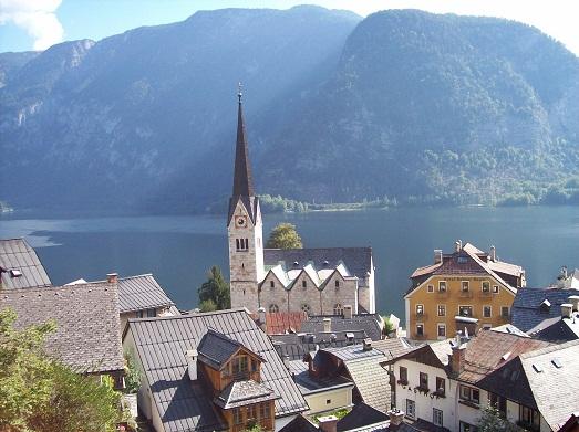 Лучший отдых на курортах Австрии