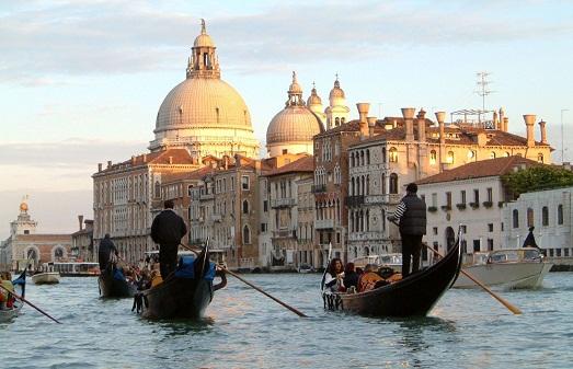 Самые интересные места в Венеции