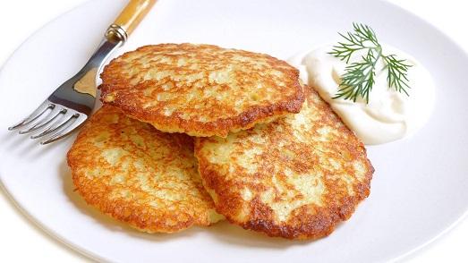 Драники – вкусное и доступное блюдо из картофеля