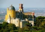 Замок-дворец Пена