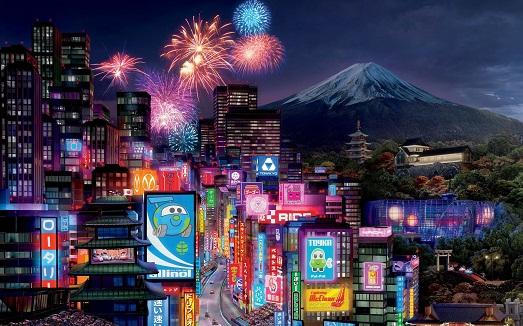 Что обязательно нужно посмотреть в Токио?