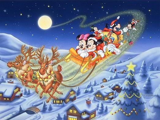 Mickey: Once on Christmas