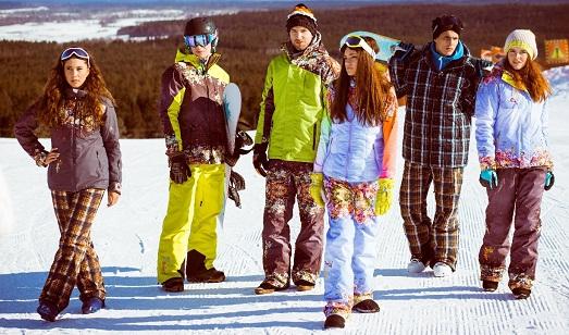 Как выбрать хороший горнолыжный костюм?