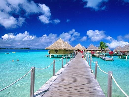 Сейшельские острова – шикарное место для отдыха (9 фото)