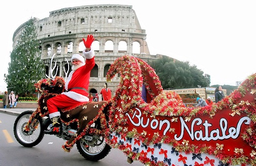 Хотите интересно встретить Новый год? Отправляйтесь в Италию