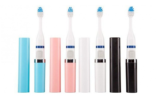Ultrasonic brushes