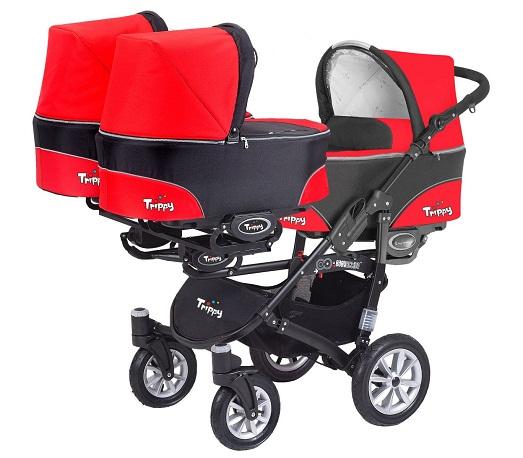 Как выбрать хорошую коляску для новорожденного ребенка?