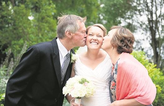 Какие слова благодарности сказать родителям на свадьбе?