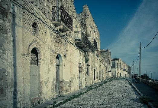 Город Крако в Италии