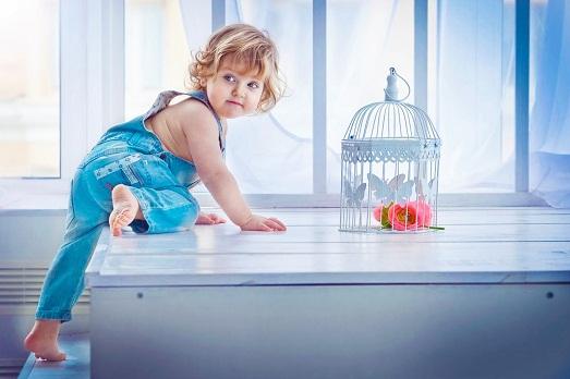 Топ 10 удачных идей для детской фотосессии