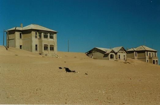 Колманскоп в Намибии