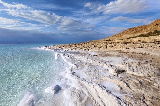 Красота Мертвого моря