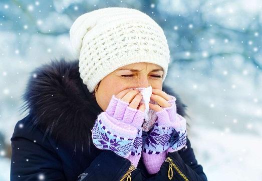 Как бороться с аллергией на холод?