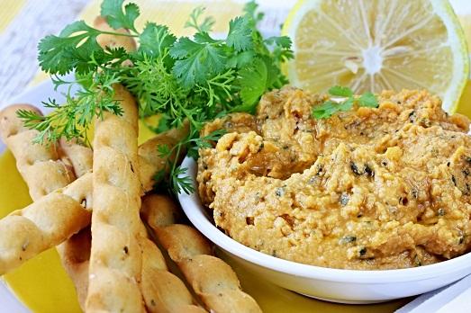 Как приготовить вкусно домашний хумус?