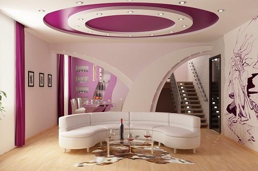 Оригинальные и самые популярные идеи дизайна потолков