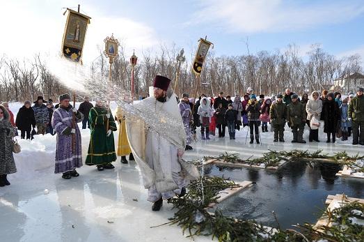 Традиции и приметы великого праздника Крещение Господне - Дарим позитив