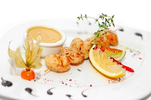 Restaurant dish