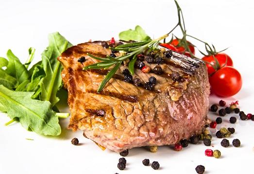 Как приготовить сочный бифштекс из мяса?