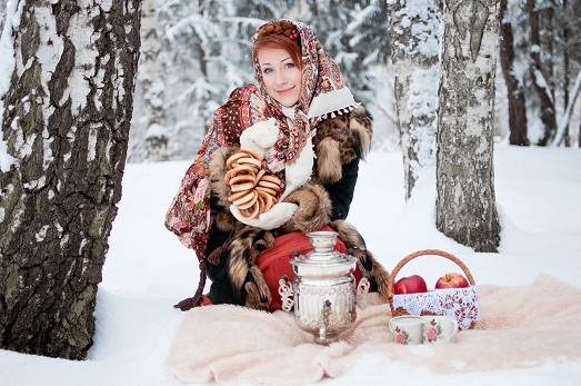 Интересные идеи для фотосессии в зимнее время