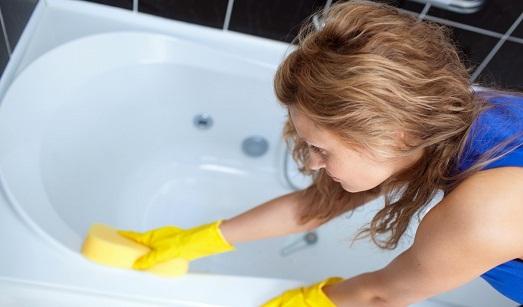 Как вернуть чистоту своей ванной?