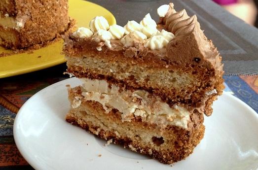 Киевский торт. Рецепт Киевского торта в домашних условиях 46